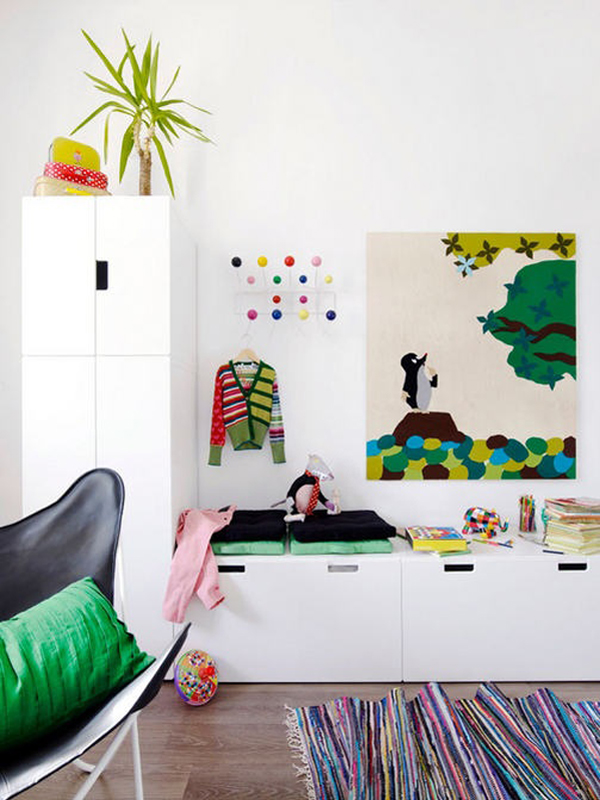 System Stuva z Ikei • Pomysły i inspiracje • Hohonie blogują