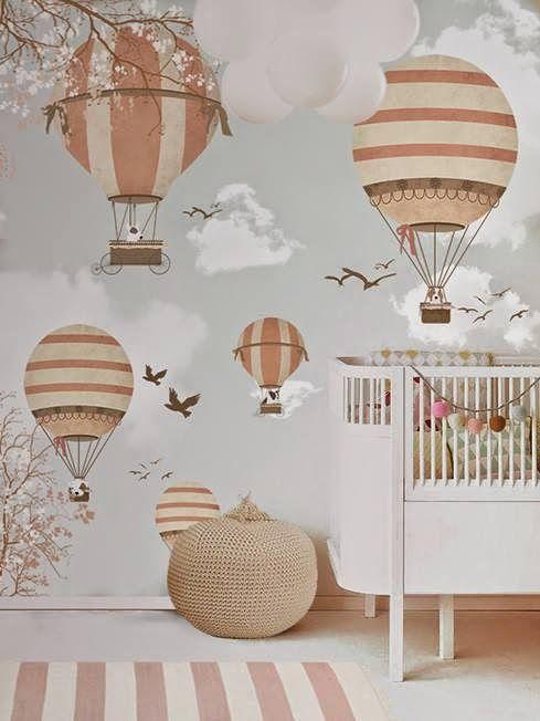 ba niowe tapety little hands design dla dzieci hohonie bloguj. Black Bedroom Furniture Sets. Home Design Ideas