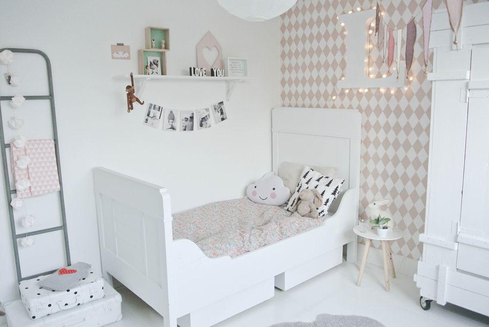 Tapety w romby design dla dzieci hohonie bloguj - Papel pintado para habitacion de bebe ...