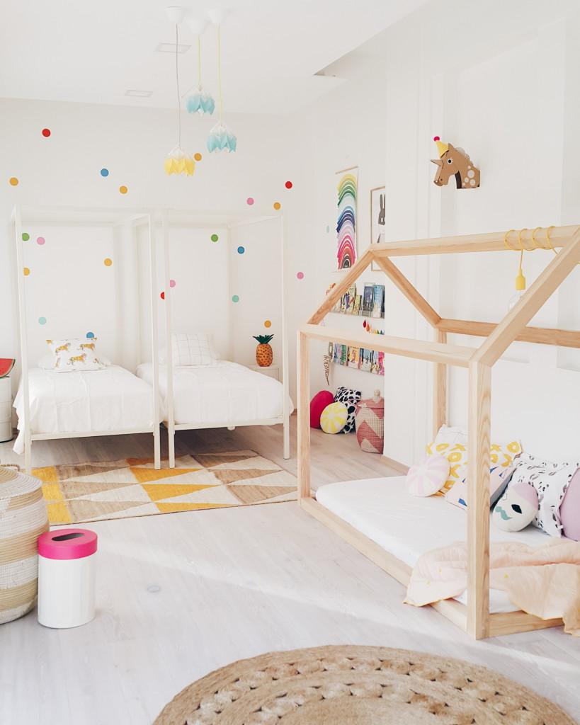 Tropikalny mix owocowy z wizyt u hohonie bloguj for D i y bedroom decor