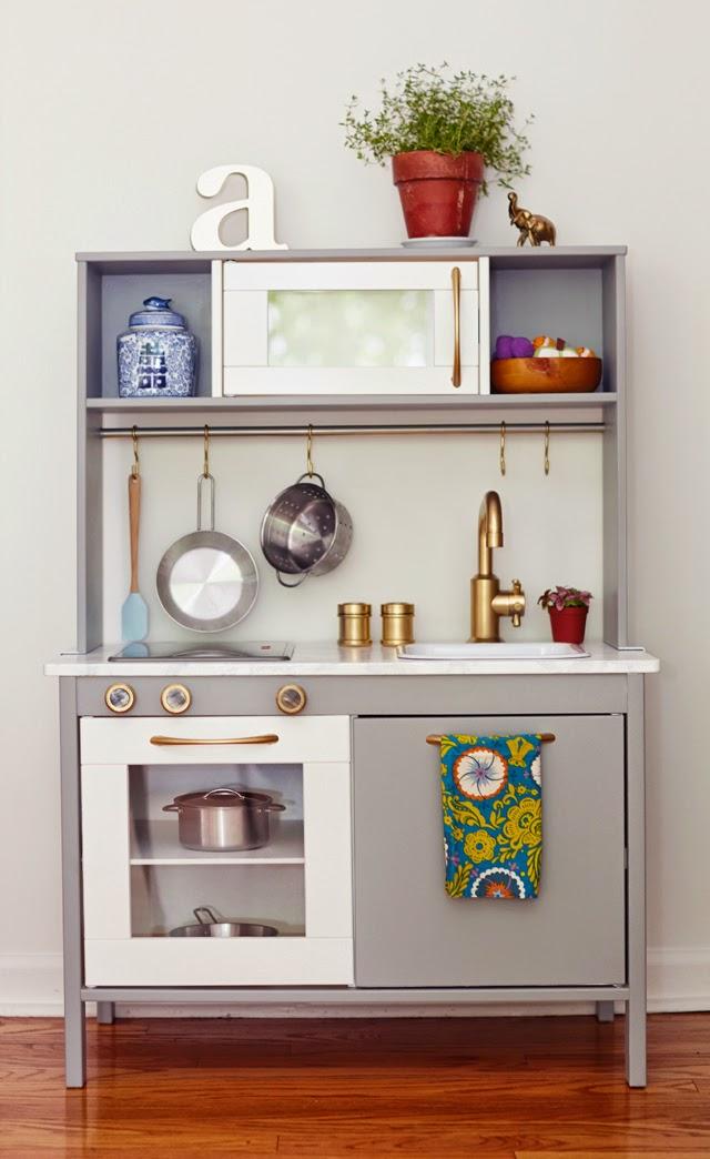 10 IKEA hacks kuchni DUKTIG • Pomysły i inspiracje