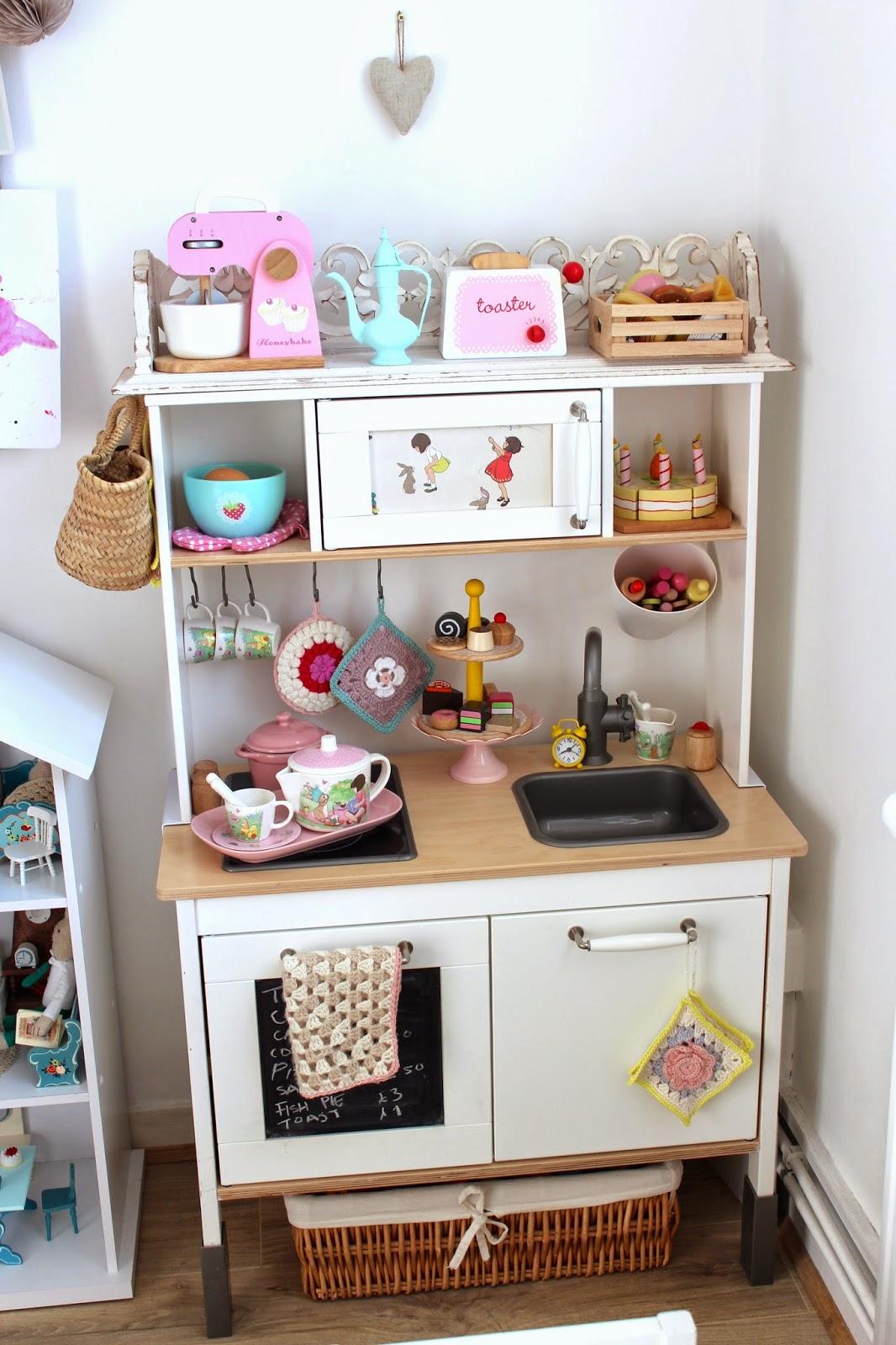 10 IKEA hacks kuchni DUKTIG • Pomysły i inspiracje • Hohonie blogują