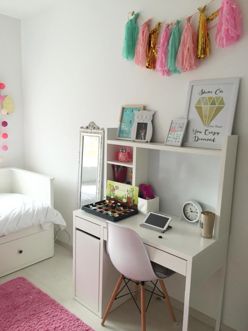 Biurko micke hohonie bloguj Ikea escritorios juveniles